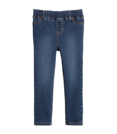 gap kids toddler jegging denim jeans - medium wash