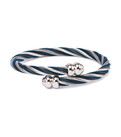 Celtic Bangle Blue
