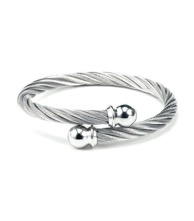 Celtic Bangle Gray