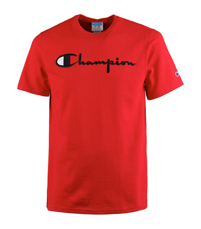 Heritage Short Sleeve Tee Team Red Scarlet
