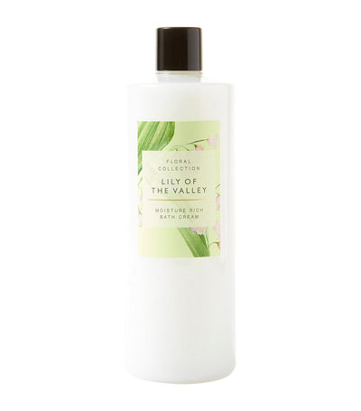 Marks & Spencer Floral Collection Lily of the Valley Bath Cream