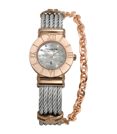 charriol st. tropez watch 24.5mm