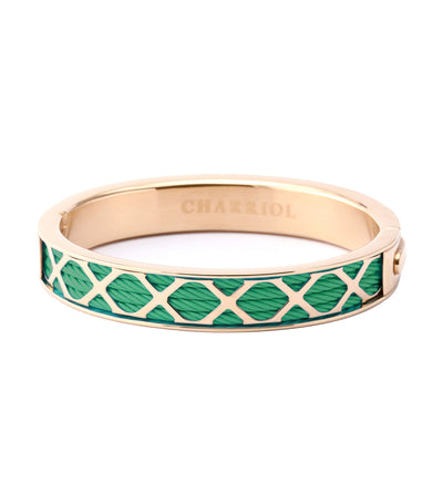 charriol forever bangle colors - pastel green