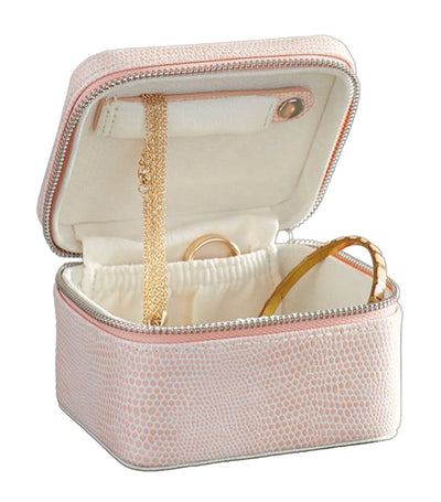 pottery barn mckenna blush jewelry box collection
