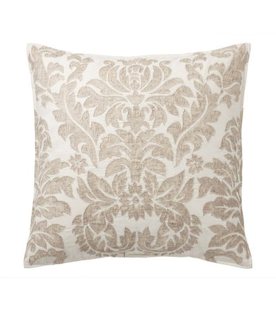 pottery barn francesca hand embroidered pillow cover