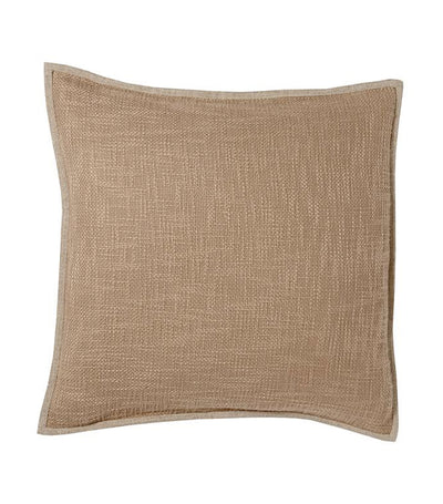 pottery barn cotton baguette basketweave pillow cover
