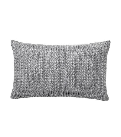 pottery barn honeycomb flagstone lumbar pillow cover