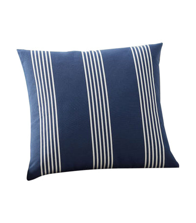 pottery barn ziri striped reversible pillow cover