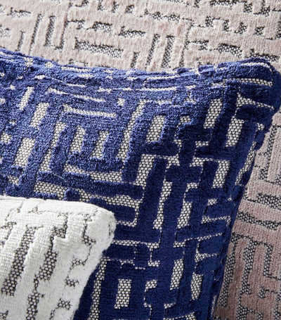 west elm allover crosshatch jacquard velvet cushion cover