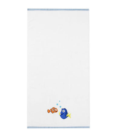 pottery barn kdis disney and pixar finding nemo towel collection