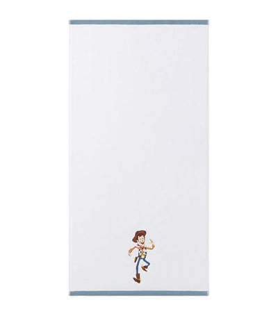 pottery barn kids disney and pixar toy story towel collection