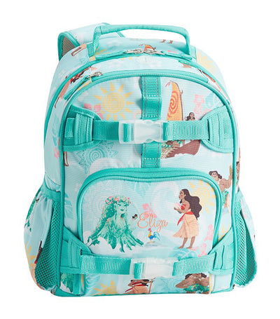 pottery barn kids mackenzie disney moana backpack - small