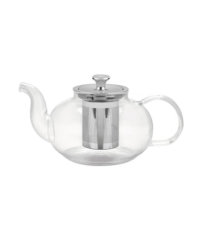 Tramontina Glass Teapot with Stainless Steel Infuser - 1L