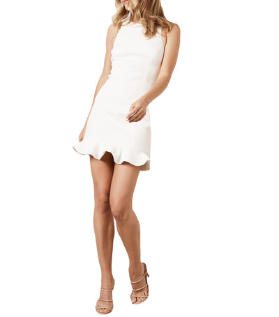 Markle Mini Dress Orchid