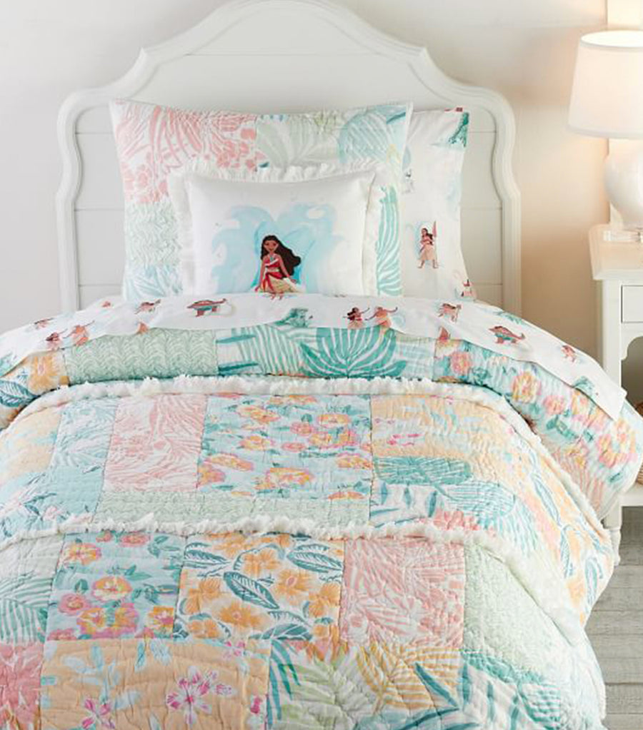 pottery barn kids island vibes twin quilt