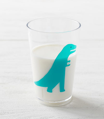 pottery barn kids dinosaur friends tumbler