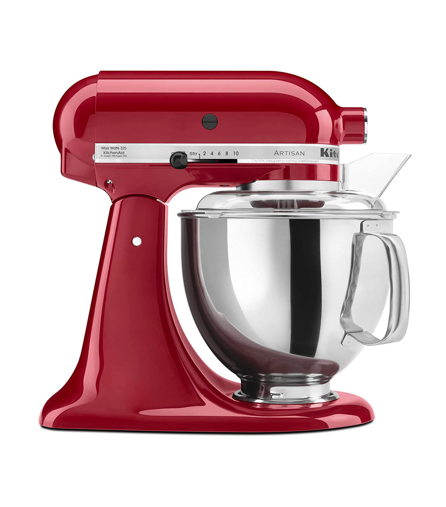 Artisan® Series Tilt-Head Stand Mixer - Empire Red