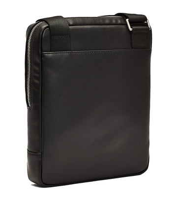 Metropolitan Smooth Finish Reporter Bag Black