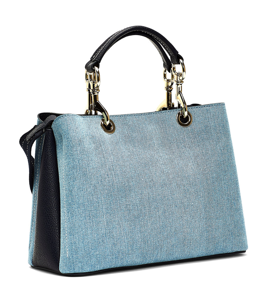 TH Core Denim Satchel Denim
