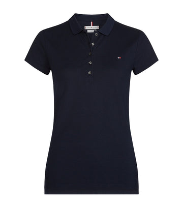Heritage Slim Fit Polo Shirt Midnight