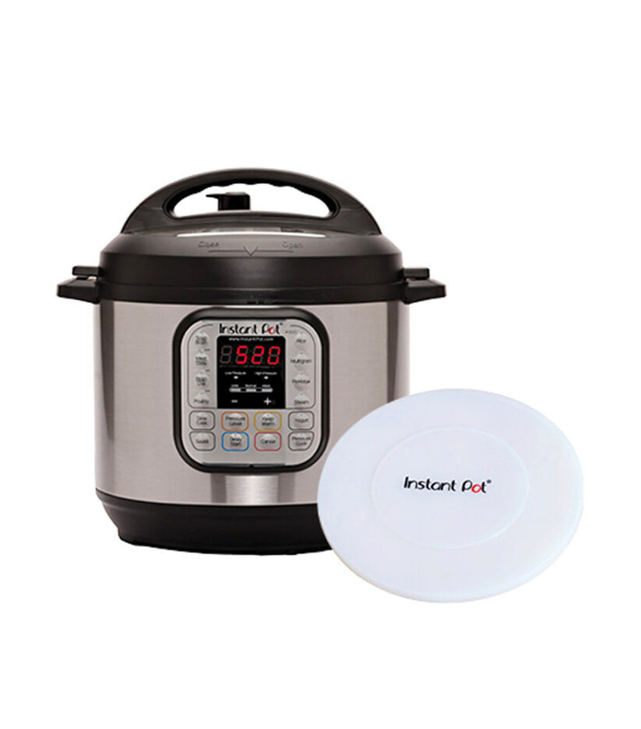Instant Pot Duo™ Deluxe 6QT Multicooker with Silicone Lid