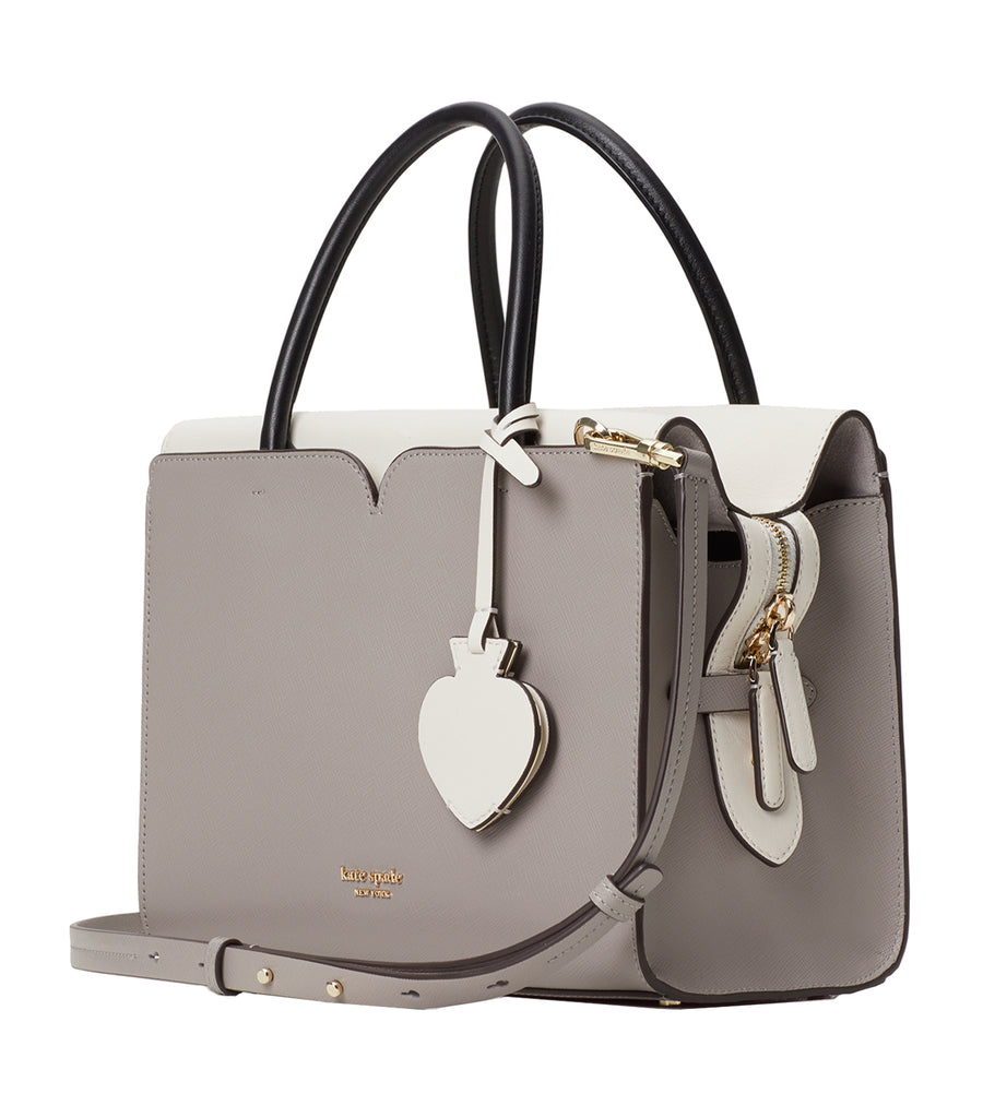 Spencer Medium Satchel True Taupe