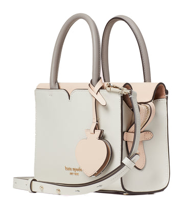 Spencer Mini Satchel Parchment