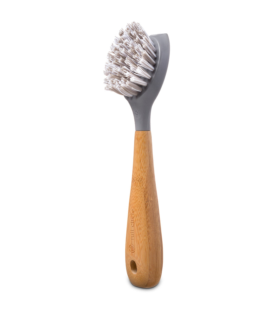MakeRoom Tenacious C Cast Iron Brush and Scraper - Gray