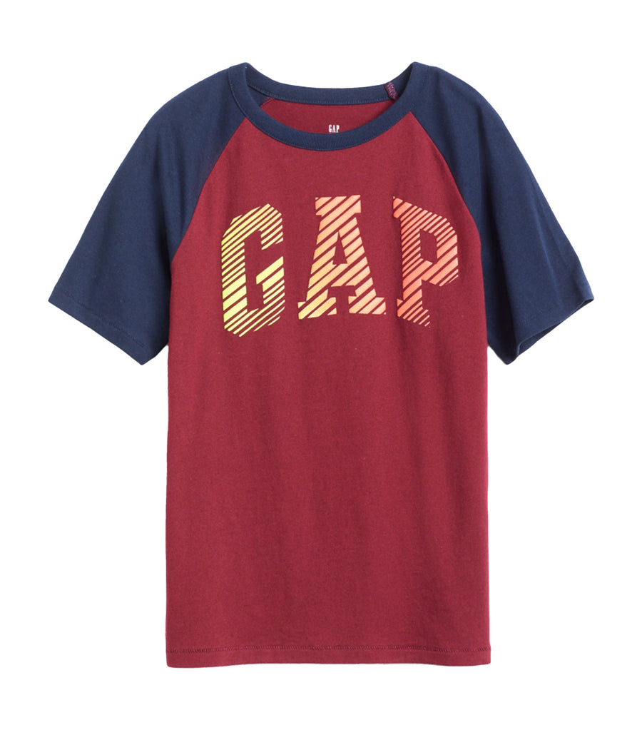 gap kids red delicious graphic t-shirt