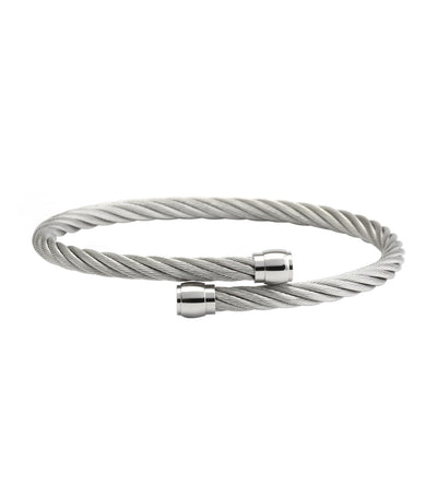 Celtic Sceau Bangle Gray