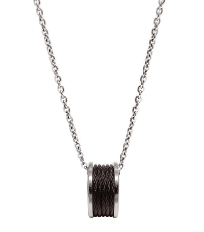 Forever Necklace Black