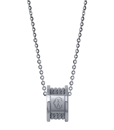 Forever Necklace Gray