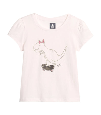 gap kids light pink toddler mix and match graphic t-shirt