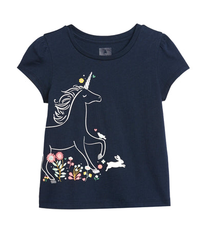 gap kids unicorns toddler mix and match graphic t-shirt