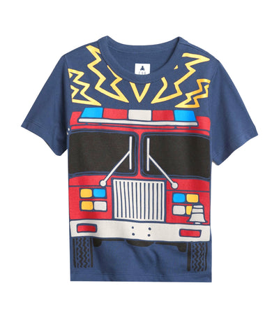 gap kids blue shade toddler mix and match graphic t-shirt