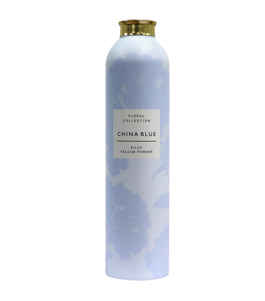 Marks & Spencer Floral Collection China Blue Talcum Powder
