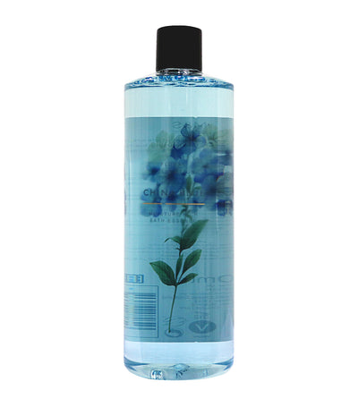 Marks & Spencer Floral Collection China Blue Foaming Bath Essence