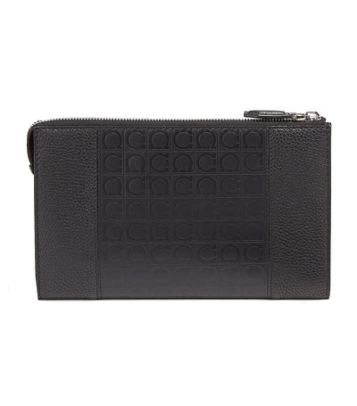 Document Wallet Black