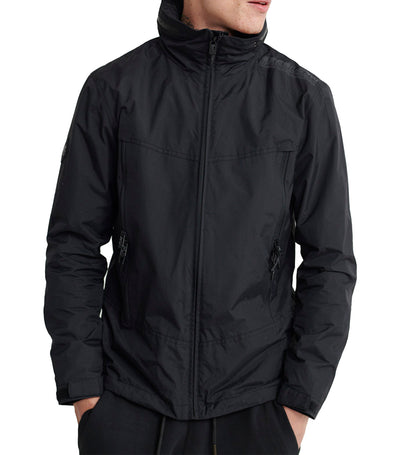 Altitude SD-Windhiker Jacket Black
