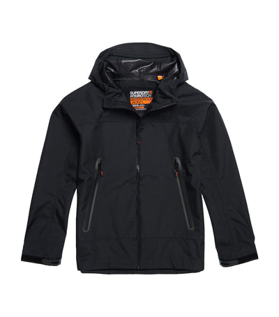 Hydrotech Waterproof Jacket  Black