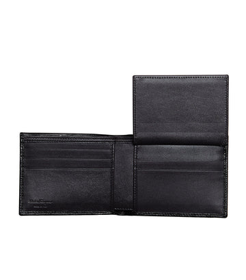Gancini Wallet Black/Dark Rain