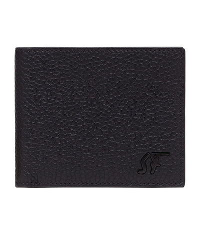 Signature Bi-Fold Wallet Black