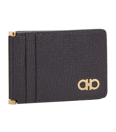 Gancini Credit Card Holder Black