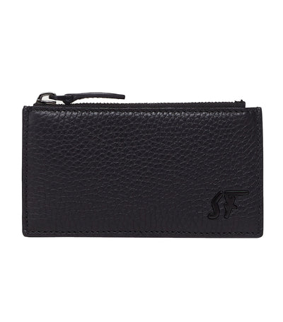 Card Holder Black/Rain