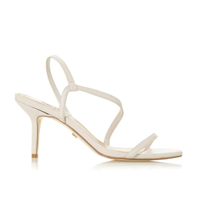 Mojos Strappy Sandals Ecru