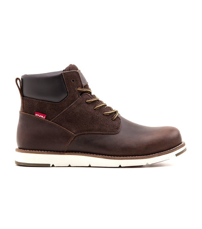 Jax Plus Boots Dark Brown