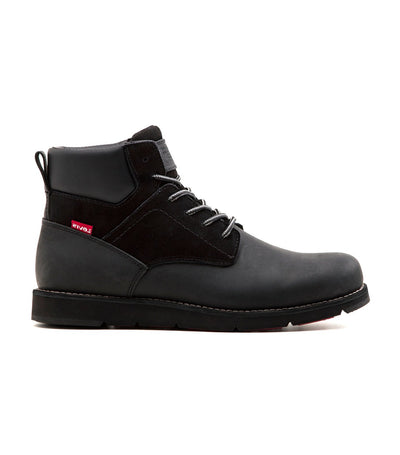 Jax Plus Boots Brilliant Black