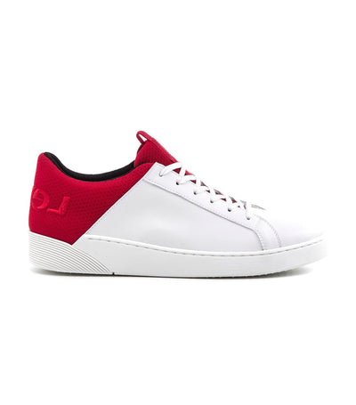 Mullet Sneakers Regular Red