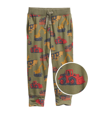 gap kids toddler print pull-on joggers
