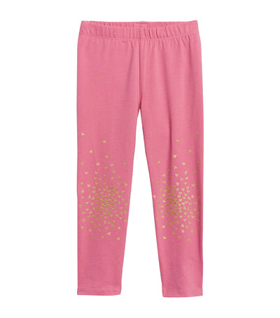 gap kids pink toddler mix and match leggings